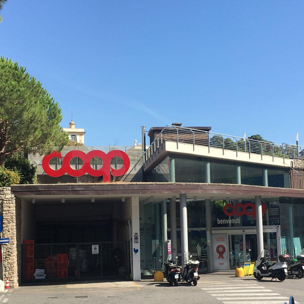Centro Commerciale Europa Genova