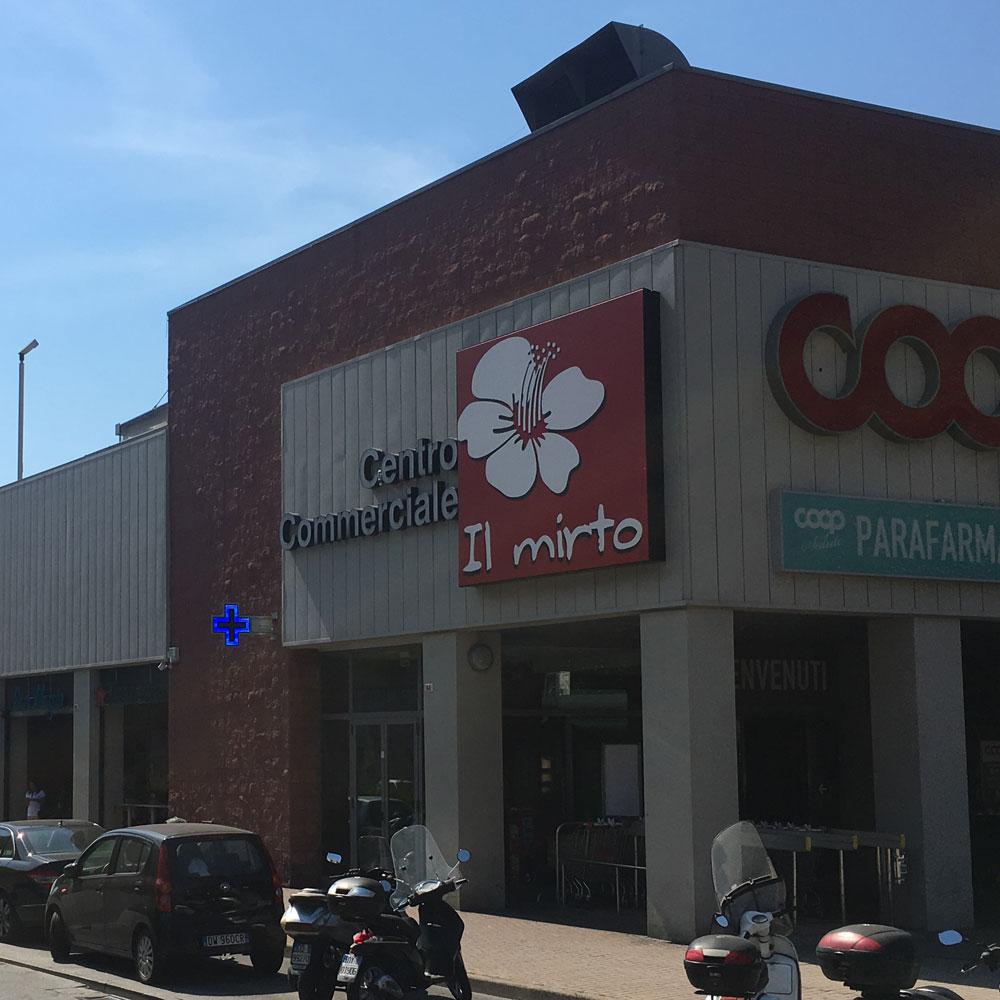 Centro Commerciale Mirto Genova